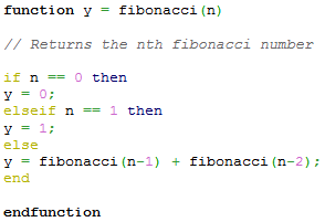 Scilab Programming Guidelines